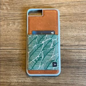 Thread Wallets iPhone 7plus case